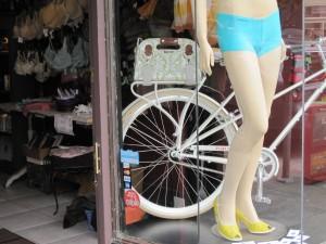 Maggie wearing her Pedal Panties @ My Boudoir